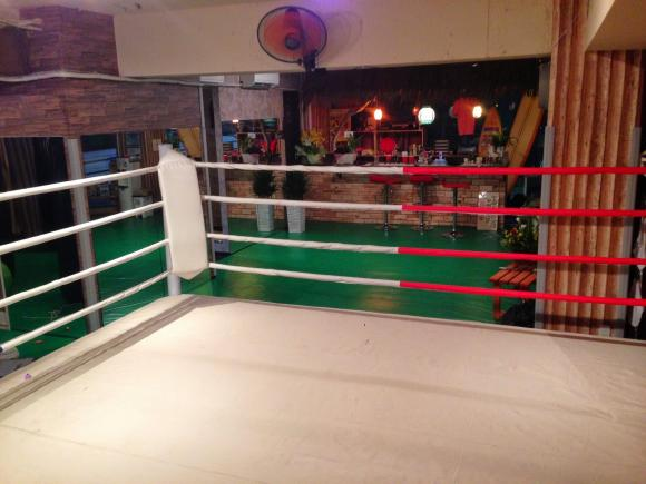 "ANCHORAGE ""fukuoka kickboxing"""